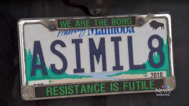 Personalized License Plates you won't catch on the road in Western Canada