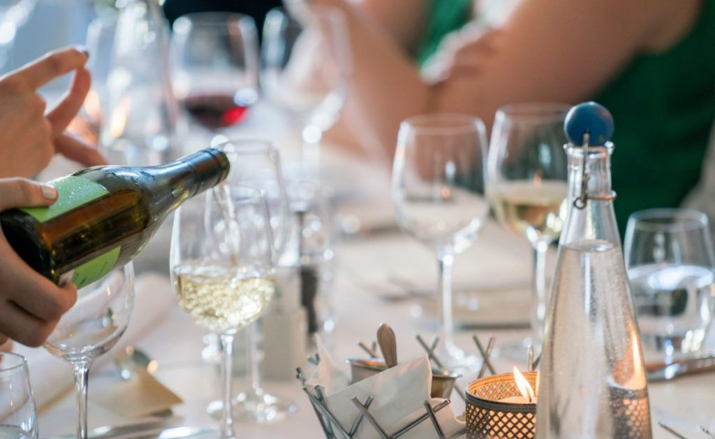 Alcohol at Events and Your Company: What is Covered?