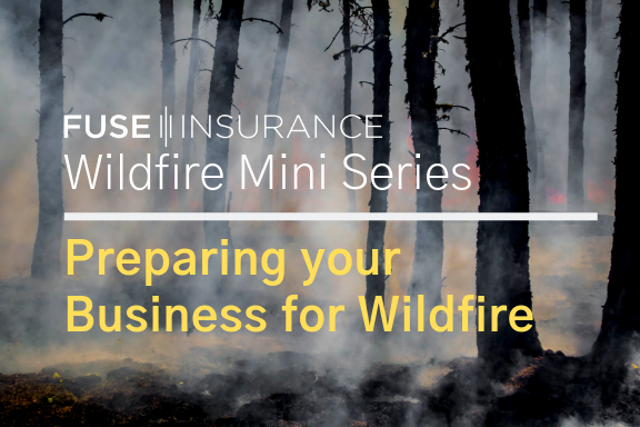 Preparing for Wildfires: Your Business (and How to Protect it)