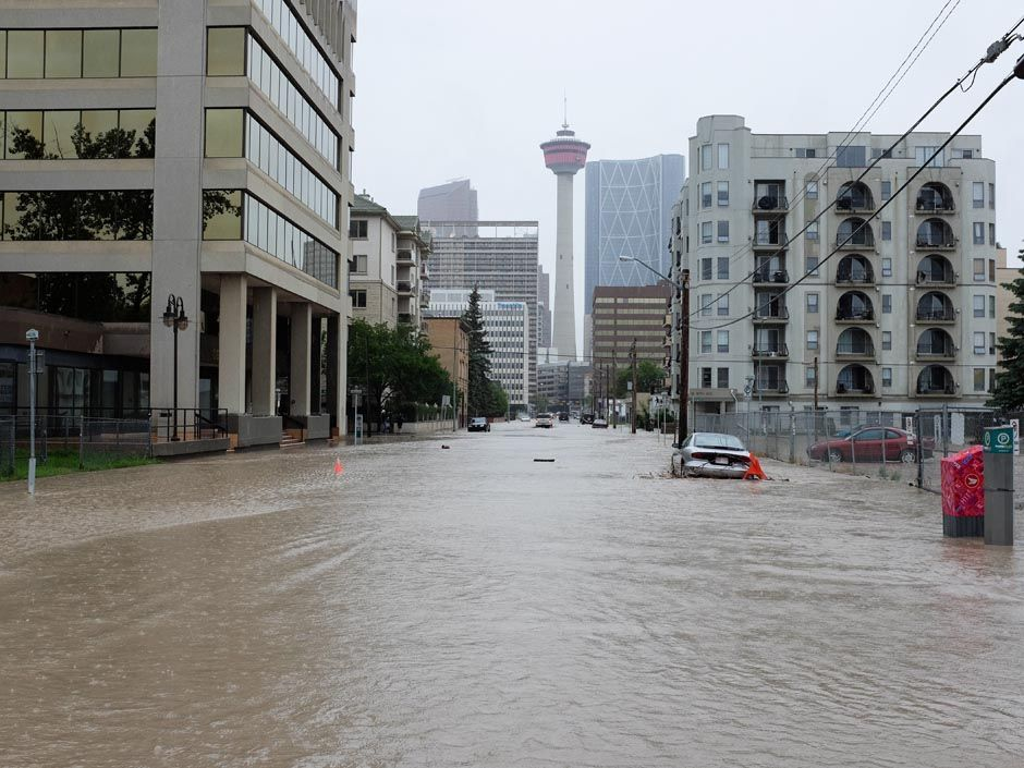 Preparing Your Business for a Flood