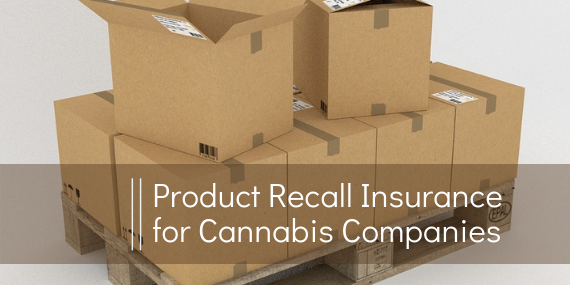 Product Recall Insurance For Cannabis Companies