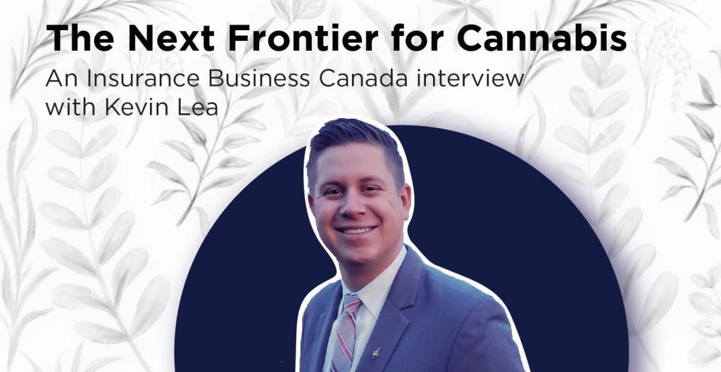 The Next Frontier for Cannabis Kevin Lea Interview